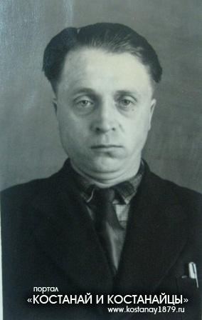 Беззубов Алексей Дмитриевич