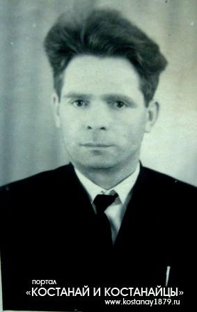 Берестов Леонид Ильич
