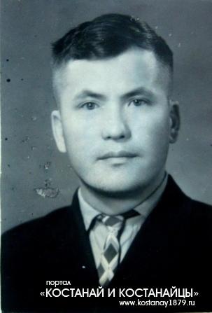 Боранбаев Тажбай Нургалиевич