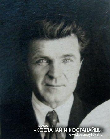 Сергиенко Афанасий Матвеевич