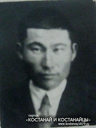 Текенов Мухамеджан