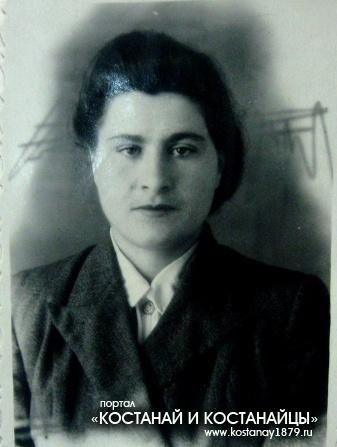 Завадская Серафима Васильевна