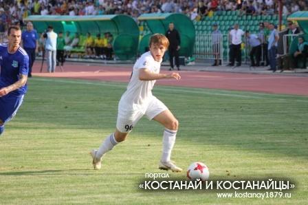 Тобол - Самтредиа (Грузия) - 2:0