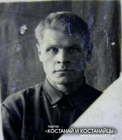 Староверов Александр Семенович