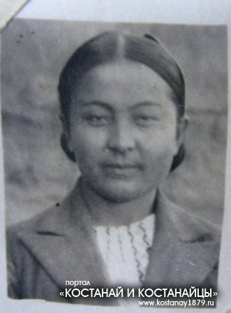 Габдуллина Марьям