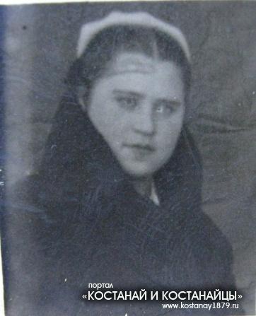 Василенко Мария Денисовна
