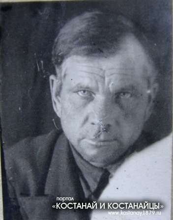 Гузь Яков Антонович