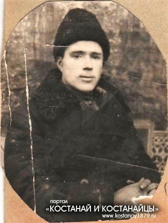 Грехов Иван Васильевич, декабрь 1933 г.