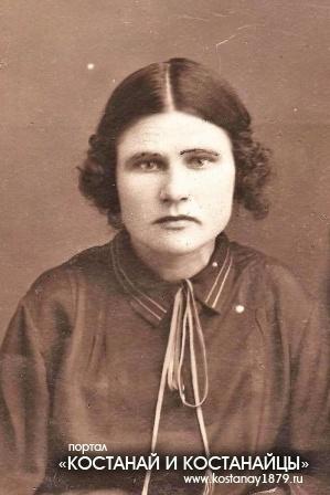 Ефросинья Михайловна Соломахина 1904 г.р.