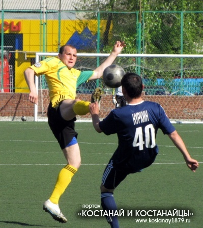 Футбол - игра мужская