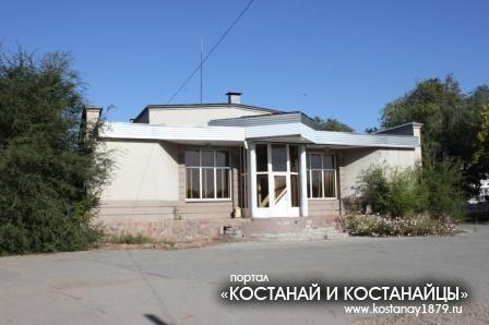 В прошлом кинотеатр Спутник