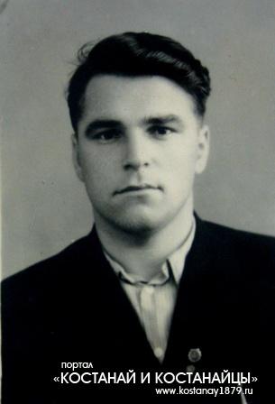 Шаповалов Сергей Андреевич