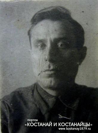 Бегун Ефим Терентьевич