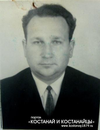 Рубец Владимир Михайлович