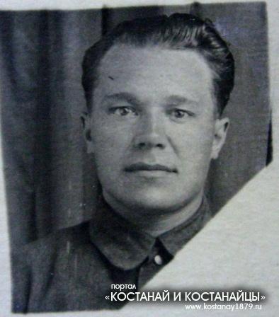 Швецов Иван Макеевич