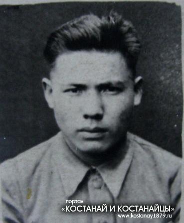 Искаков Жумагалей