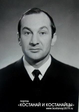 Елистратов Анатолий Сергеевич