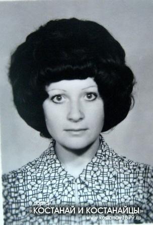 Якимова (Румянцева) Татьяна Ивановна