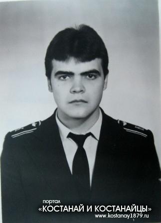 Хорев Николай Петрович