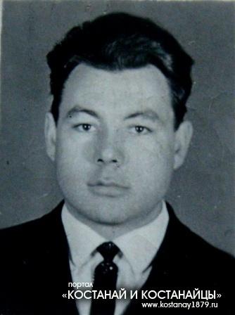 Худяков Геннадий Иванович