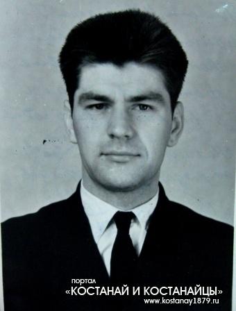 Чернышов Валерий Константинович