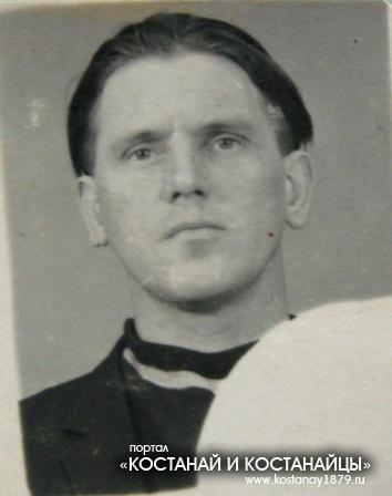 Котов Николай Сергеевич