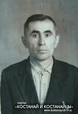 Галаджев Гамзат Мамедович