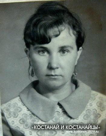 Митрюшкина Мария Михайловна