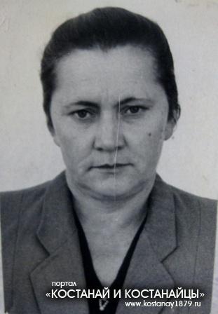 Кравченко Ольга Семеновна