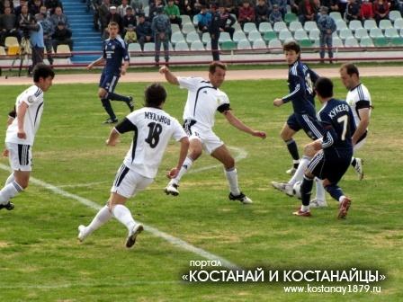 Тобол - Локомотив 0:1