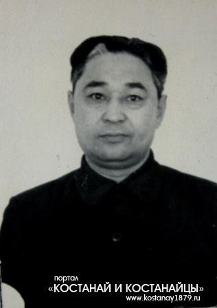 Нургазин Кульмухамбет