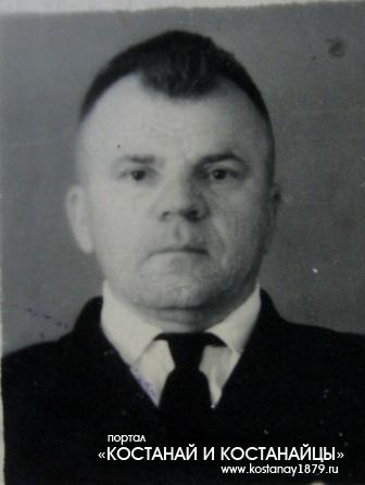 Негриенко Василий Никитович