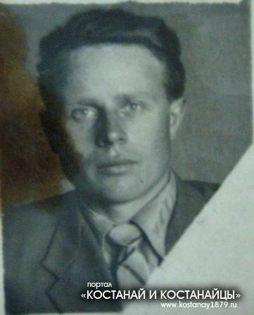 Попенко Гавриил Иванович