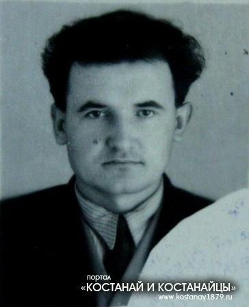 Полозов Григорий Тихонович