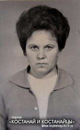 Панина Пелагея Ивановна