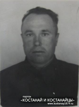 Петров Василий Филиппович