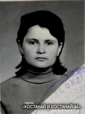 Панасюк Валентина Васильевна