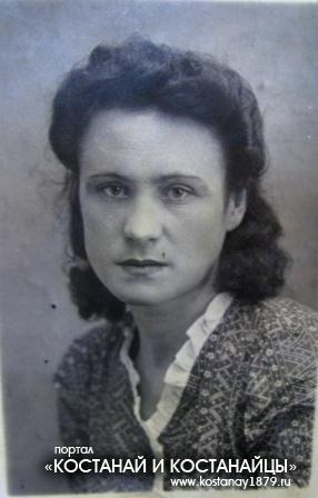 Степанова Нина Андреевна