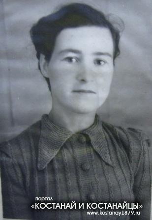 Барсукова Анна Тимофеевна