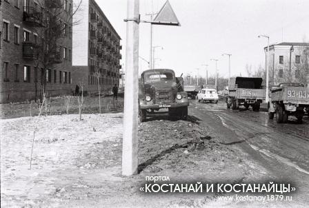Улица Тарана