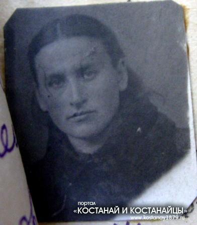 Бабенцева Александра Антоновна