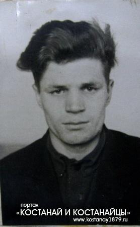Гусев Степан Евсеевич