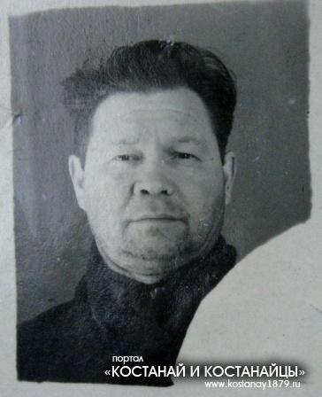 Горбунов Петр Власович