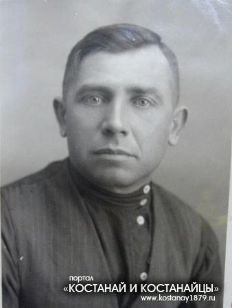 Матросов Михаил Клементьевич