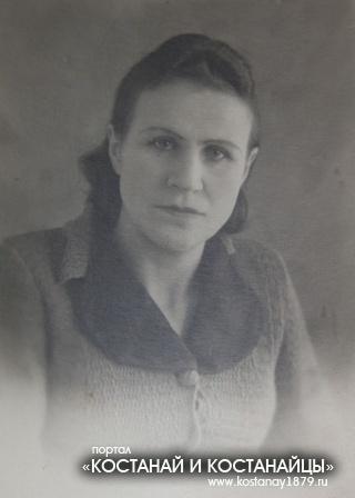 Антонина Кочина