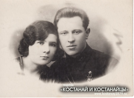 Вера и Николай Смирновы