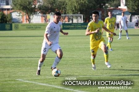 Тобол-Астана 0:2