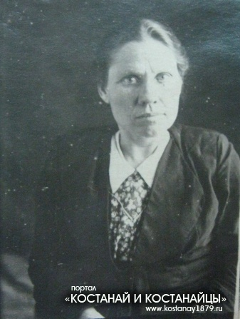 Усачева Антонина Ивановна