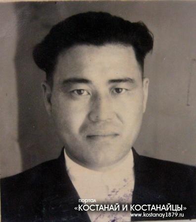 Тулебаев Сагимбай Кыстаумуратович