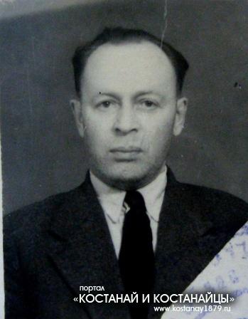 Лифляндский Иосиф Абрамович